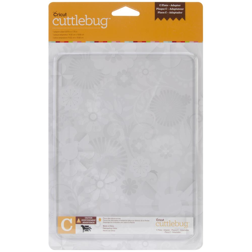 Plaque C - Cuttlebug