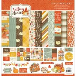 PHOTOPLAY Falling Leaves - Pack 30 x30