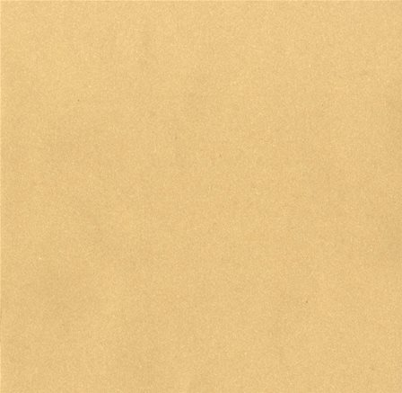 Feuille de papier naturel - Marron