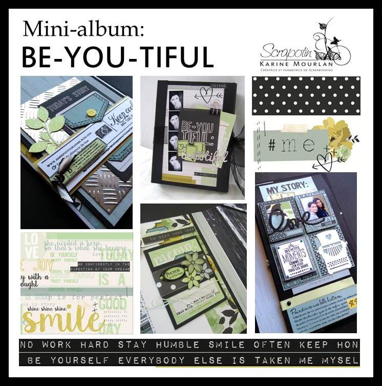 TUTO Be-YOU-tiful - envoi par courrier