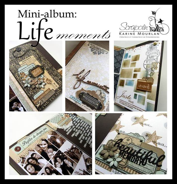 TUTO Life Moments - envoi par courrier