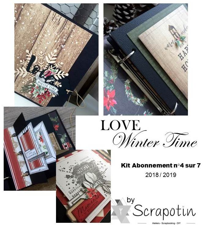 TUTO 2018/19 n°4 sur 7 - Love Winter time