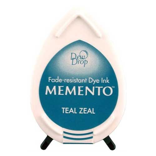 Memento Dew Drop - Teal Zeal