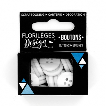 Boutons Edelweiss