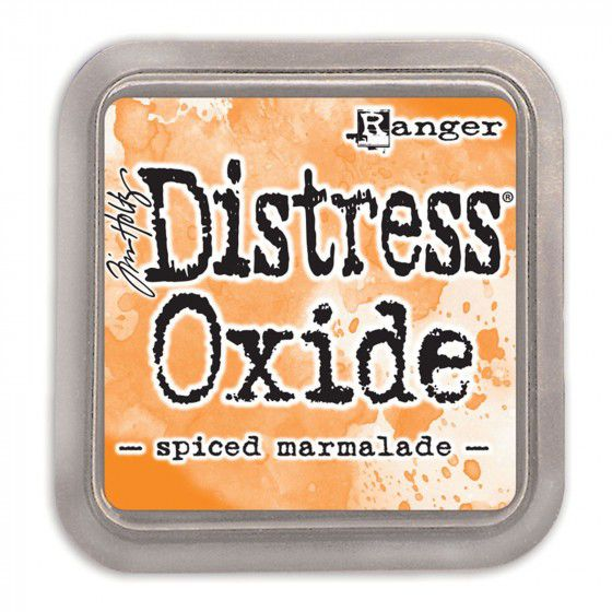 Distress Oxide Spiced Marmalade