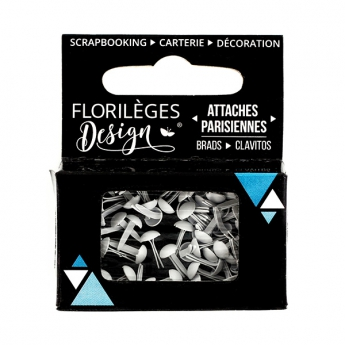 Mini attaches parisiennes Edelweiss