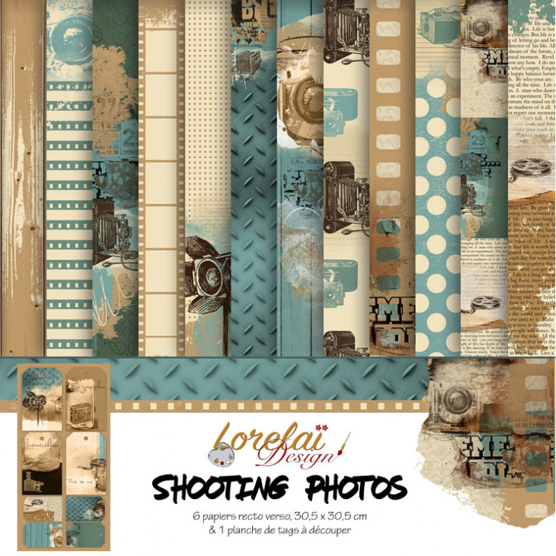 LORELAI DESIGN - Pack Shooting photos