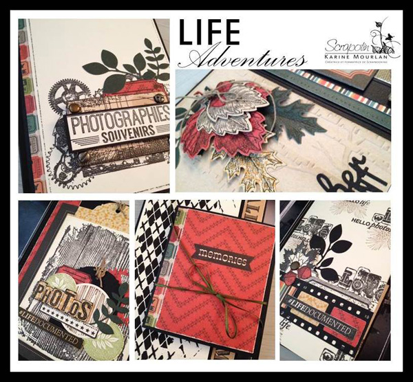TUTO Life Adventures - envoi par courrier