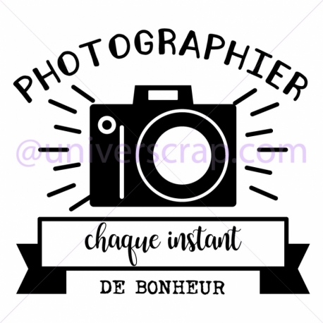 Tampon - Photographier
