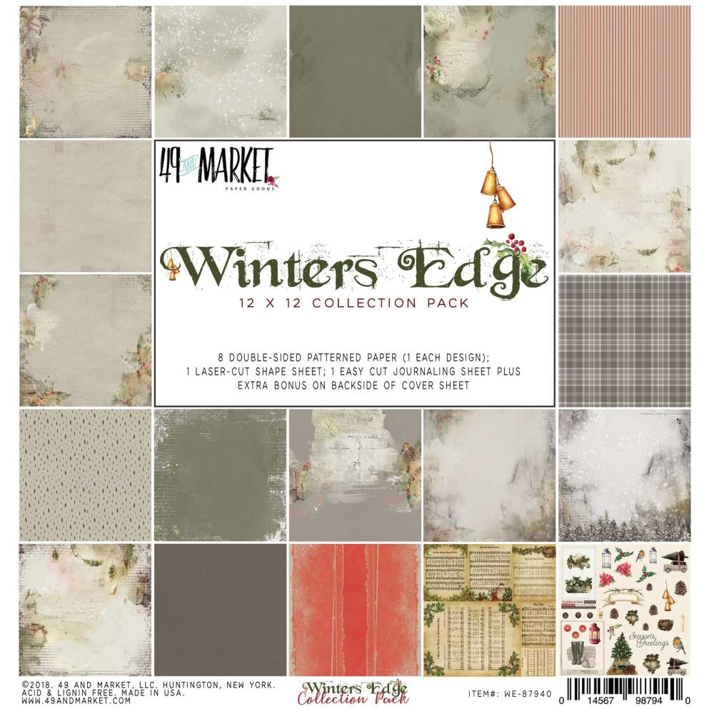 49 & Market - Pack 30 x 30 Winters Edge