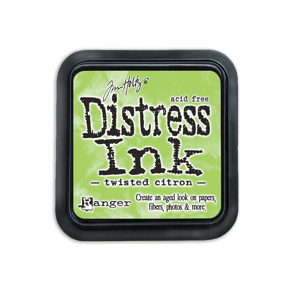 Distress Twisted citron
