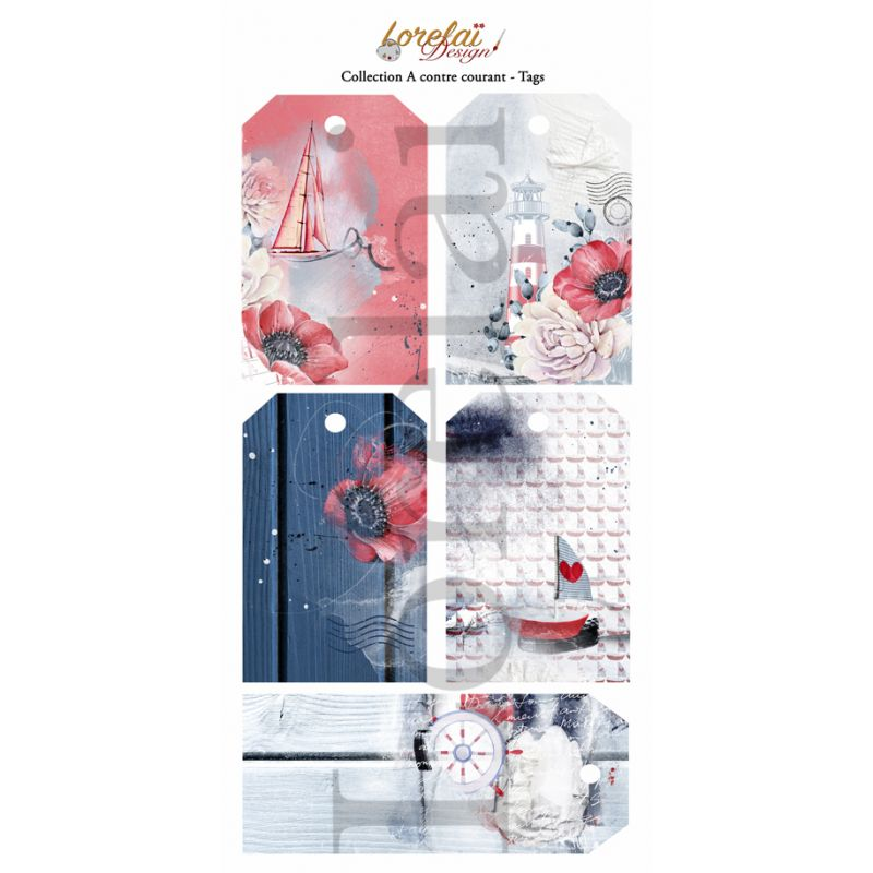 LORELAI DESIGN - Pack A contre courant
