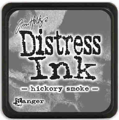 Distress Hickory Smoke - Mini Pad