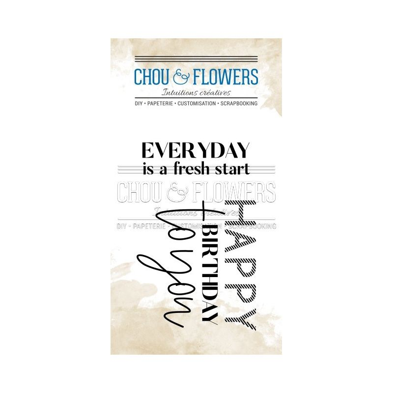 Tampon clear - Everyday